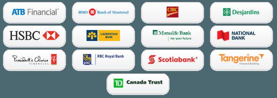 Interac Bank Logos